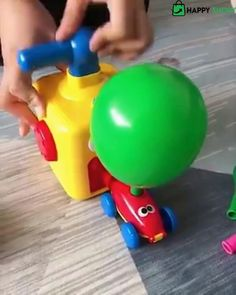 Balloon Cars, Balloons, Love Balloon, Toddler Toys, Kids Toys, Simple Christmas, Christmas Diy, Science Toys, Kid Science