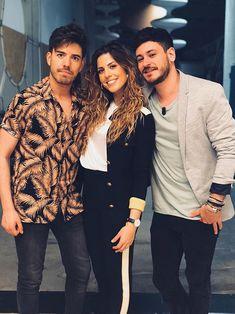 Roi, Miriam y Cepeda OT 2017
