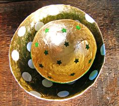 paper mache | paper mache bowls by oliveloaf design