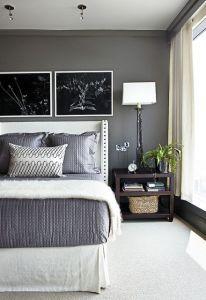 Kendall Charcoal bedroom