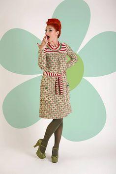 Buy your new dress on newdress.dk  Margot dress: Sam Safety Spring 2016 #newdress_dk #retrodress #vintagedress