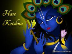 Hare Krishna Wallpaper