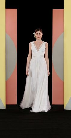 dcfcba6da6bdeb Charlie Brear wedding dresses are at Metal Flaque! Looking for the top  wedding dress designers   Try them at our Bridal Shop in Paris.
