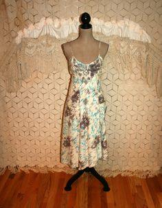 Hippie Boho Women Summer Dress Spaghetti Strap Cotton Dress