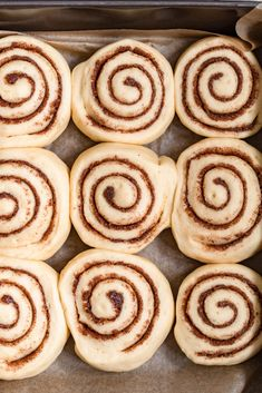 Cinammon Rolls, Cap Cake, Yummy Food, Tasty, Brownie Cookies, Recipies, Food And Drink, Sweets, Cooking