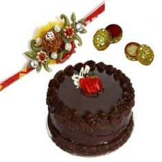 Looking for perfect Raksha Bandhan gifts? Check out www.flowerstokota.com, here we provide online delivery of Rakhi gifts, Rakhi chocolate cakes, Rakhi flowers and sweets to your specified location in Kota. Contact us: +91-8288024441, 8288024442