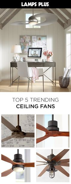 Top Ceiling Fan Designs at the right prices! Find the best look for your home with the beautiful styling of our decorative fan designs. Living Room Designs, Living Room Decor, Bedroom Decor, Home Renovation, Home Remodeling, Interiores Design, Home Lighting, Great Rooms, Family Room