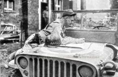 39th Infantry Regiment Jeep