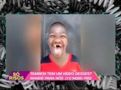 Vídeos engraçados - Só Risos na Band