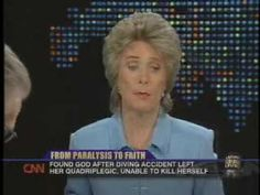 Larry King Show-Joni Eareckson Tada story - http://alternateviewpoint.net/2014/03/06/news/in-video/larry-king-show-joni-eareckson-tada-story/