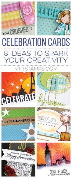8 Celebration Card Ideas to Spark Your Creativity