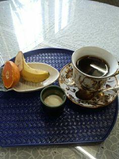 今年の喫茶店でのコーヒー飲み納め。楽しみながら飲ませてもらっています。