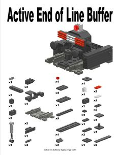 Active End Line Buffer