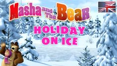 Masha and The Bear - Holiday on Ice (Episode - Full Cartoon Movie in english [HD] - video dailymotion - MY TV auf dailymotion ansehen Good Movies, Awesome Movies, Masha And The Bear, Celebration Gif, Entertainment Video, Cartoon Movies, Me Tv, Pokemon Go, Hd Video