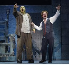 Young Frankenstein stage musical