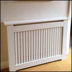 Modern Radiator Cover More Living Room Update, New Living Room, Furniture Making, Diy Furniture, Modern Radiator Cover, Home Radiators, Carpentry And Joinery, Hallway Designs, Stores
