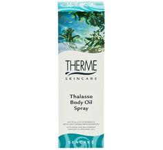 Therme Thalasso Body Oil Spray