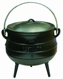 Best Duty Cast Iron Potjie Pot Size 8  Include complementary Lid Lifter Knob 995 value *** You can get additional details at the image link.
