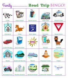 Travel Week: Road Trip Games