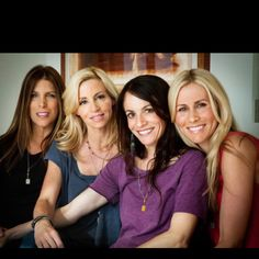 The ladies of AMOREphosis Jewelry: Tricia (my sister), Camille, Nina and Julie My Sister, Sisters, Lady, Jewelry, Jewels, Schmuck, Jewerly, Jewelery, Jewlery