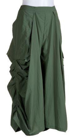 Sage Supplex Cargo Pants By Hanna