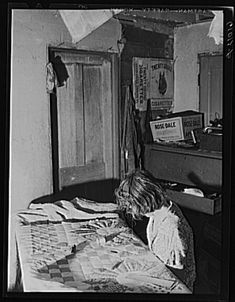I'm probably supposed to be doing something more productive, but enjoyed taking a minute to look through historical pictures on the Library of Congress archive. Of course my favorite of the m…