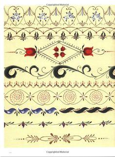 Decorative borders by Jodie Bushman.