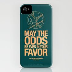 May the odds be ever in your favor...