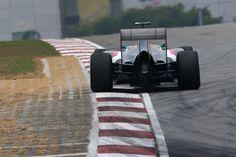 "2014 Malaysian Grand Prix. Sauber F1 Team. Latest news on www.sauberf1team.com, latest videos on www.youtube.com/sauberf1team, ""live feed"" from the track on www.twitter.com/officialsf1team. Motorsport. Formula 1. Formula One."
