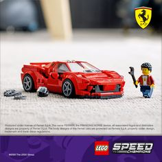 Minecraft Shops, Toy Model Cars, Shop Lego, Amazing Lego Creations, Lego Speed Champions, Lego Activities, All Lego, Fire Pit Designs, Lego Group