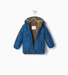 ZARA - NEW IN - Quilted jacket