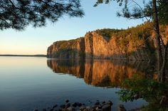 Bon Echo Provincial Park, Ontario