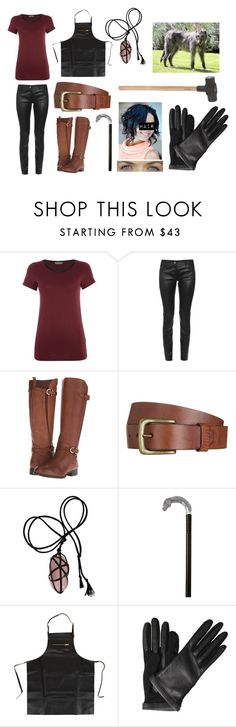 """""""AOT OC ~ Aora Darius"""" by awkward-goth ❤ liked on Polyvore featuring Calvin Klein, Balenciaga, Naturalizer, Will Leather Goods, DutchDeluxes and Lanvin"""