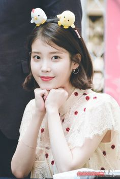 170507 IU Palette Fansign @ Time Square by Spinel