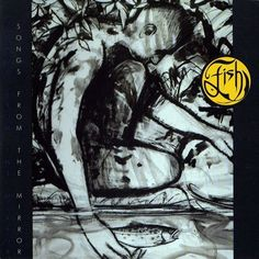 Fish - Songs from the Mirror - MusicMeter. 25 Years Ago Today, Alex Harvey, Cds For Sale, Symphonic Metal, Music Album Covers, Progressive Rock, Rock Style, Great Artists, Cover Art