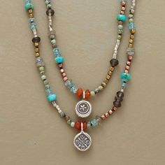 Texas Twostep Necklace in Holiday Jewelry 2012 from Sundance