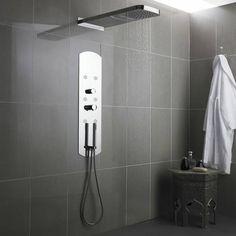 Moderne Duscharmatur – innovative Regendusche von Webert ...