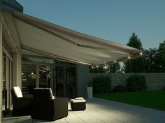 Tenda da sole cassonata MX-1 COMPACT by MARKILUX