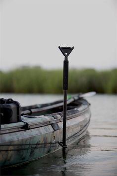 PARK-N-Pole by YakAttack Review « « Kayak Fishing Blog Kayak Fishing Blog