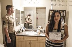 A veteran photo project that shows what can't always be spoken - The Washington Post