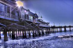 Pier at Redondo beach