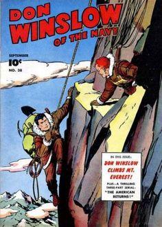 Don Winslow of the Navy (Volume) - Comic Vine
