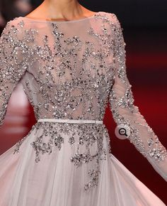Elie Saab - Couture - Fall - Winter - 2013 - 2014
