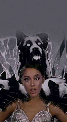 Pinterest: ♡Ashley♡ @lilarianagrande Ariana Grande Hair, Ariana Grande Outfits, Ariana Grande Pictures, Bae, Ariana Grande Wallpaper, Cat Valentine, Dangerous Woman, Queen, American Singers