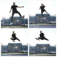 Jump Niall jump