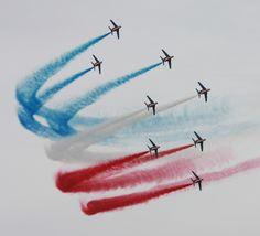 Création de la Patrouille de France