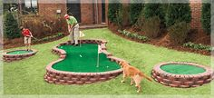 #Putting/Chipping Green