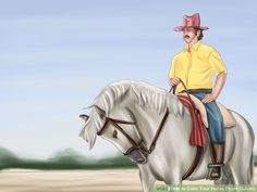 How to Calm Your Horse Down Quickly: 14 Steps (with Pictures)