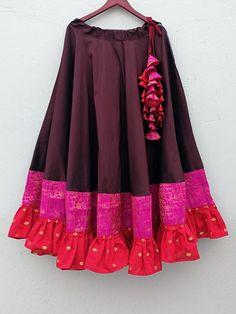 Skirts Archives - Colors and Mirrors Choli Blouse Design, Choli Designs, Salwar Designs, Lehenga Designs, Blouse Designs, Mehandi Designs, Modest Fashion Hijab, Skirt Fashion, Fashion Dresses