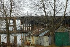 Our beloved ore dock in Ashland is slowly being torn down. This shot was taken with several old abandoned boat houses in the foreground.